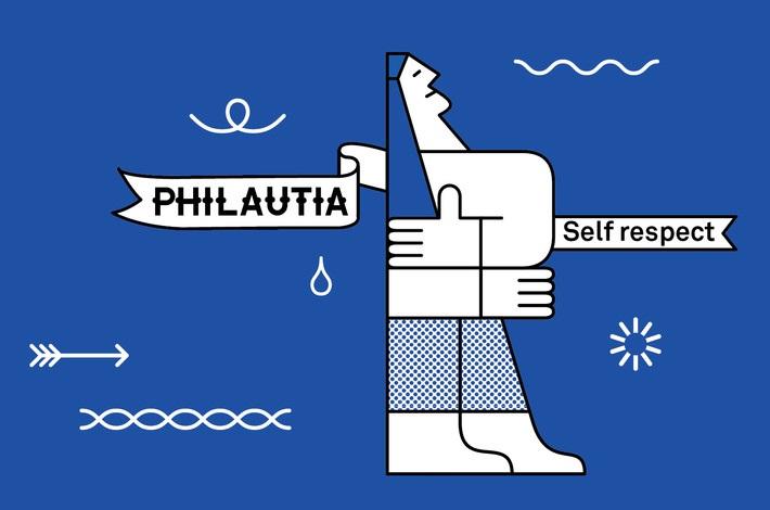 Image result for philautia love